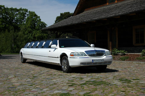 Lincoln Stretch Limousine Poznan