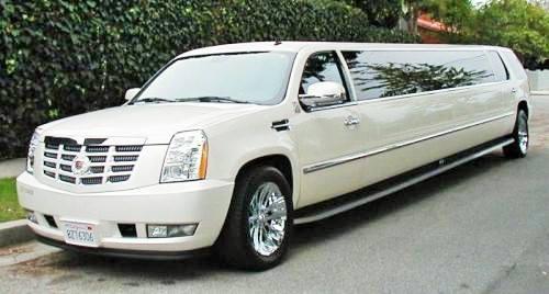 Wynajem limuzyna Cadillac Kraków