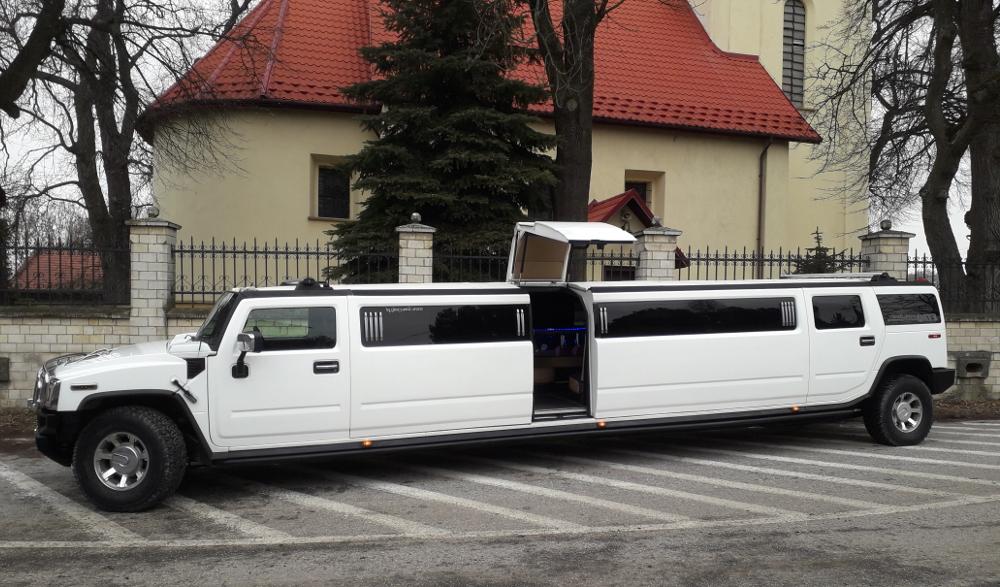 Wynajem limuzyna Hummer Kraków