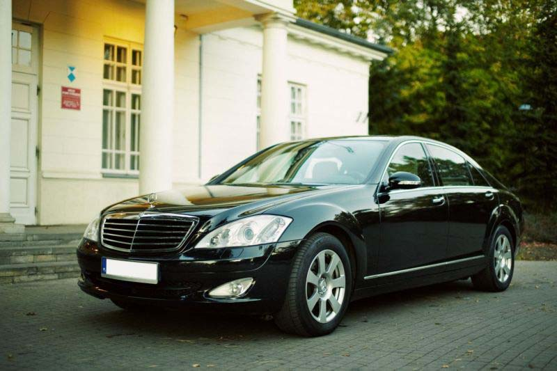 Mercedes S Class Warsaw