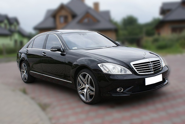 Mercedes S Class Wroclaw